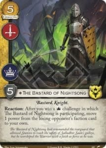 Baratheon Cycle 4 Review