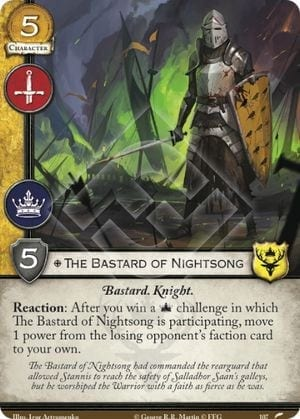Baratheon Cycle 4 Review | AGOT CARDS