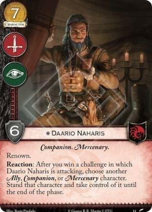 Targaryen Cycle 4 Review | AGOT CARDS