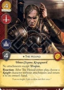 Lannister Cycle 4 Review