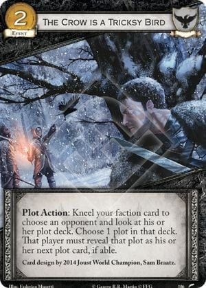 Night's Watch Cycle 4 Review | AGOT CARDS